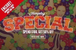 Encore: Humpday Special
