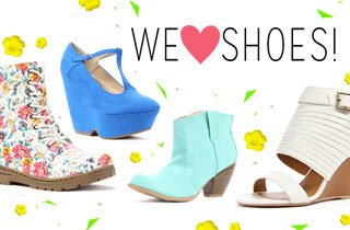 We <3 Shoes!