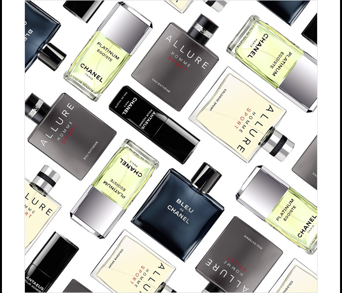STYLE-DEFINING SCENTS FOR HIM 