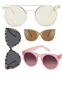 Shady Lady: Our Roundup Of Chic Sunglasses Under $100