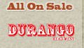 All Durango Boots on Sale