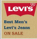 All Mens Levis Jeans on Sale