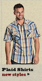All Mens Plaid Shirts on Sale