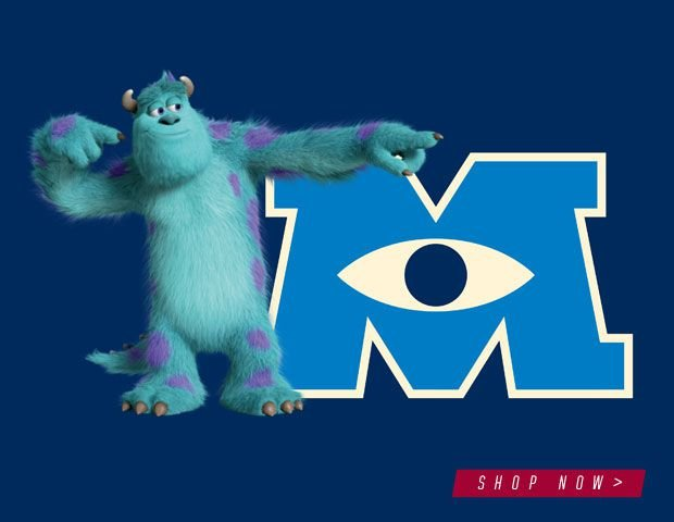 etnies Monsters University