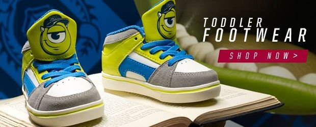 etnies Monsters University Toddlers Shoes