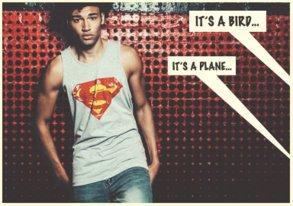 Shop Man of Steel: Superman Tees