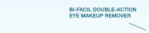 BI-FACIL DOUBLE-ACTION EYE MAKEUP REMOVER