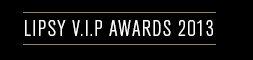 Lipsy VIP Awards