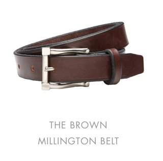 The Brown Millington Belt