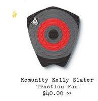 Komunity Kelly Slater Traction Pad $40.00