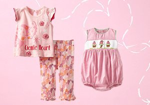 Baby Best: Just for Girls