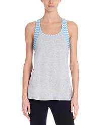 Active Two-Fer Tank Top