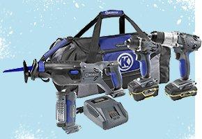 Kobalt 20-Volt Power Tools