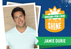 It's time to shine - Jamie Durie