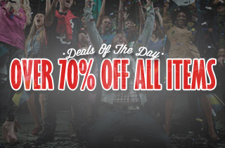 70% Off & More