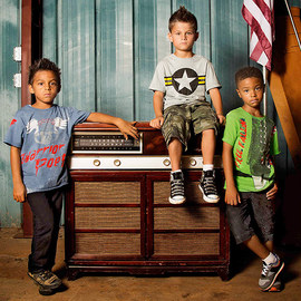 Dial Up the Cool: Boys' Apparel
