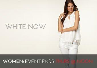 WHITE NOW - WOMEN
