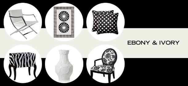 EBONY & IVORY, Event Ends June 16, 9:00 AM PT >