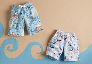 Splashworthy Styles for Boys