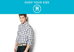 Medium: Shirts, Jackets & Shorts