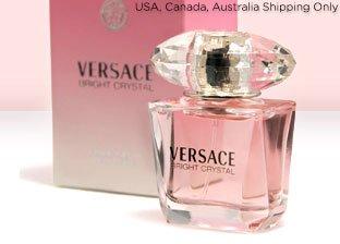 Women's Fragrances: Versace, Armani, Calvin Klein & more
