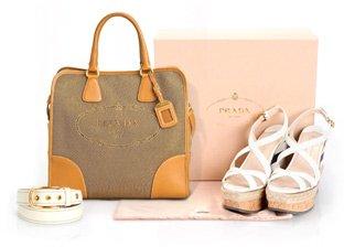 Prada Women's Shoes, Handbags & Accessories