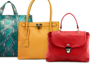 Jenrigo, Plinio Visona, Jacky & Celine Handbags