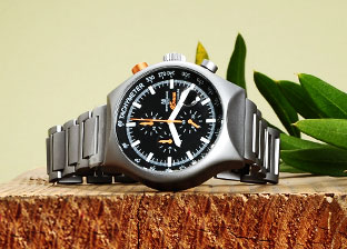 The Chronograph Watch