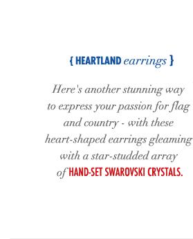 Heartland Earrings