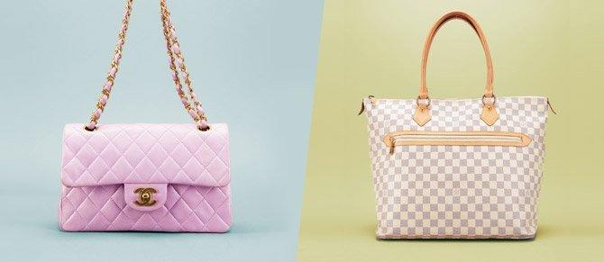Louis Vuitton Chanel & More