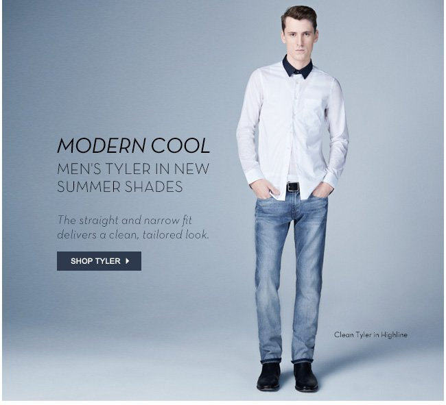Modern Cool - Shop Tyler
