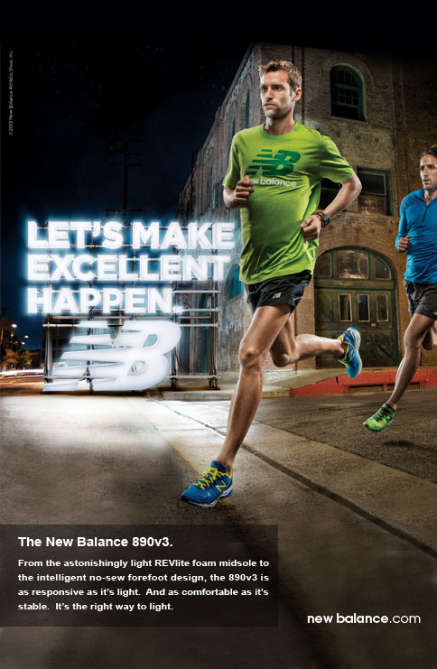 Shop the New Balance Collection!