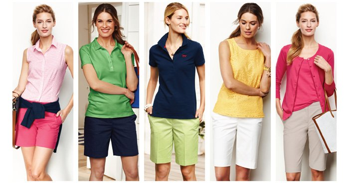 Shorts! In new colors and patterns. Collect them all.