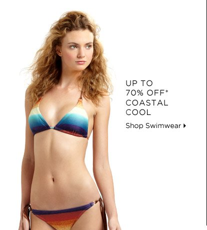 Up To 70% Off* Coastal Cool