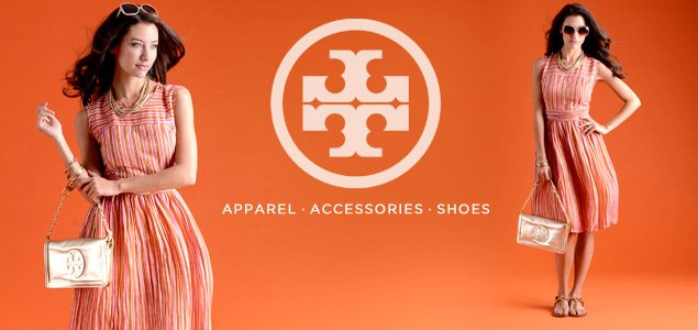 Tory Burch: Apparel, Accessories And Shoes