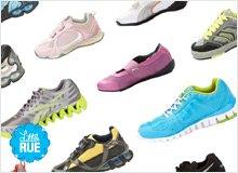 Happy Feet Kids' Sneakers Featuring Reebok