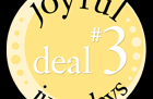 joyful june deal #3