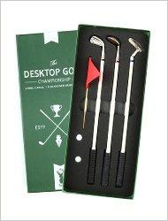 Desktop golf pen set $14.95