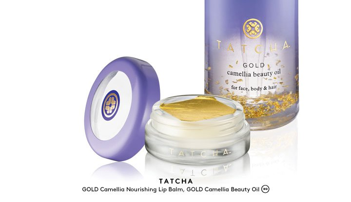Put your best face forward: Shop Tatcha's luxe skincare line.