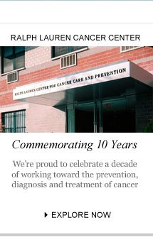 Ralph Lauren Cancer Center