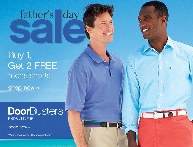 Father's Day Sale. Bonus Buys Ends TODAY. Shop now.