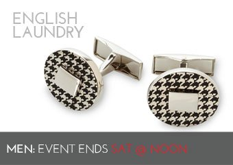 ENGLISH LAUNDRY - MENS ACCESSORIES