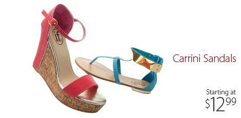 Carrini sandals