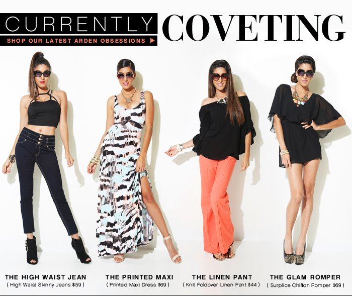 Shop Our Latest Obsessions!