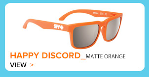 Happy Discord - Matte Orange