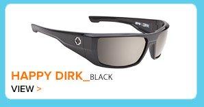 Happy Dirk - Black