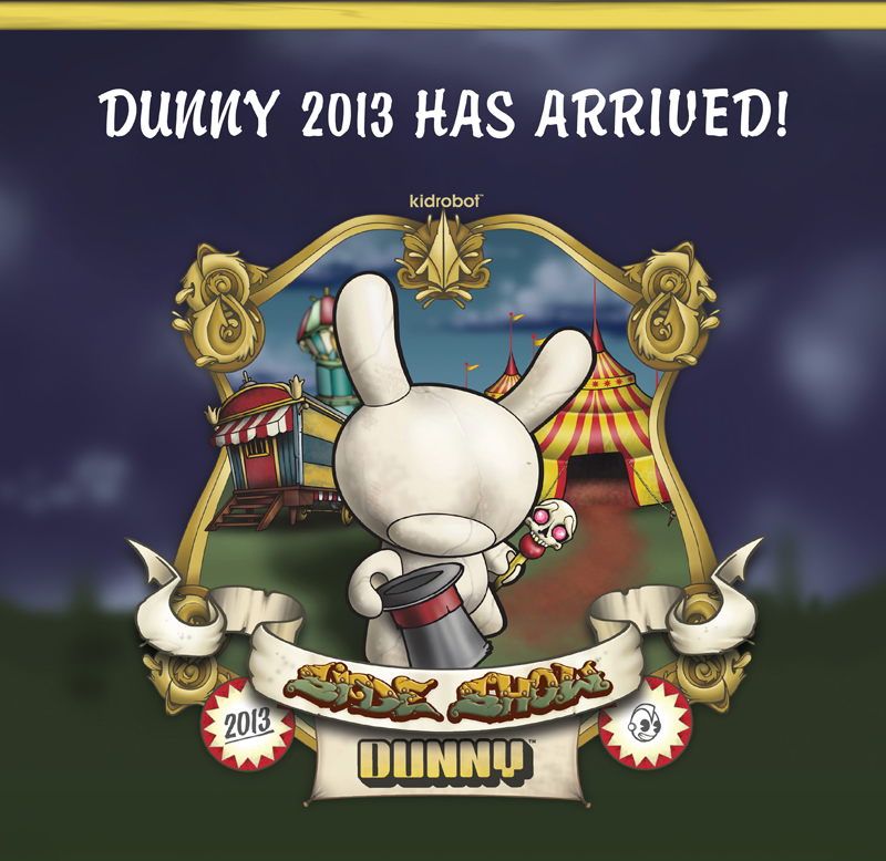 Side Show Dunny 2013