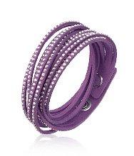 Slake Lilac Bracelet