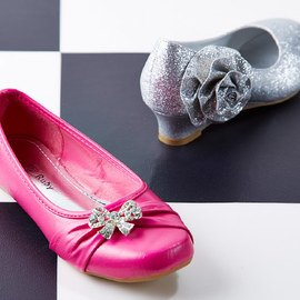Ruby Shoes & Florecita