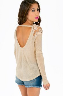 GREAT LACE TOP 29